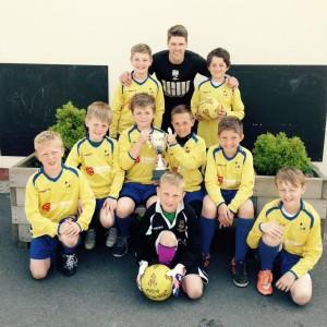Urdd Football Champions 2015
