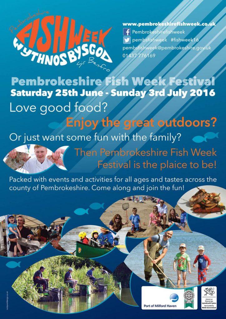 Fish Week 2016  poster