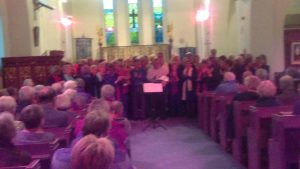 Concert in St Clements Church