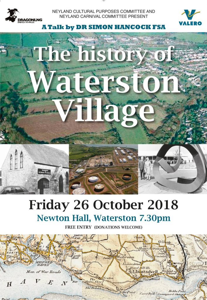 The History of Waterston Village @ Newton Hall, Waterston