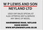 WP Lewis
